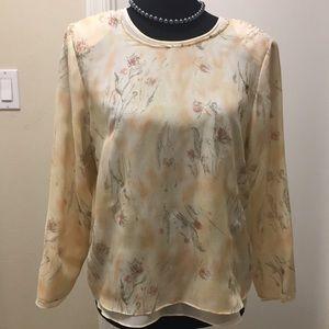 Japanese blouse size medium